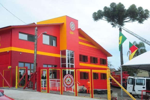 Serra recebe 56 alunos-bombeiros para curso de formação Roni Rigon/Agencia RBS