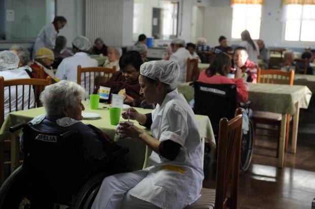 Asilo mantido por freis Capuchinhos, em Caxias do Sul, vai encerrar as atividades Marcelo Casagrande/Agencia RBS