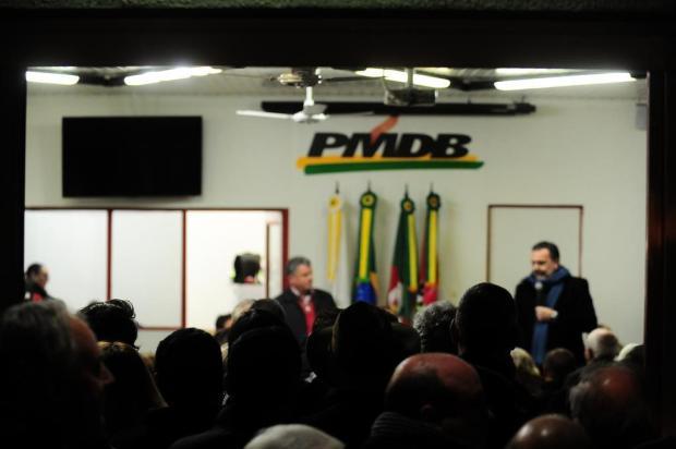 PMDB de Caxias desiste de pré-convenção e decide no dia 30 rumo na eleição Felipe Nyland/Agencia RBS