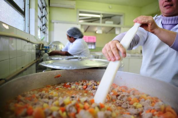 Prefeitura de Caxias estima que cozinhas comunitárias reabram até a segunda semana de agosto Diogo Sallaberry/Agencia RBS