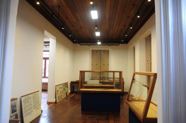 Restauro recupera origens do Museu do Imigrante, de Bento Gonçalves Roni Rigon/Agencia RBS
