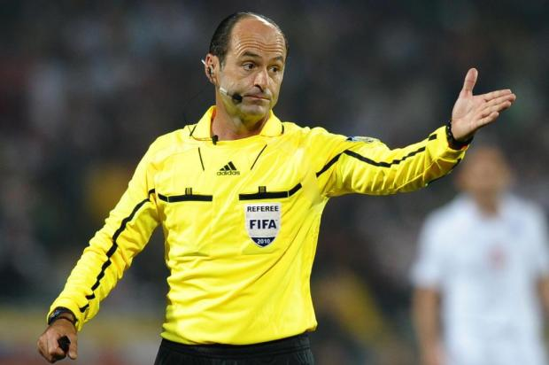 Luiz Zini Pires  ex-árbitro de Copa do Mundo entende que a arbitragem no cd86de4269cd0