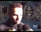 """Luan comemora convocação para a Olimpíada: """"Objetivo que eu tinha"""" Adriano de Carvalho / Agência RBS/Agência RBS"""