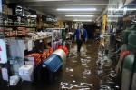 Chuva forte causa estragos em bairros e no trânsito de Caxias