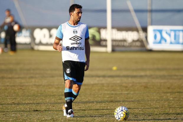"""Pedro Ernesto: """"Punição esperada"""" Lucas Uebel/Grêmio"""