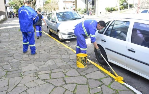 Novo corredor da Rua Os Dezoito do Forte, em Caxias, entra em operação na terça Alexandre Severo/Divulgação