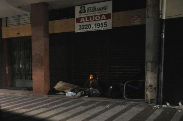 Crimes e consumo de drogas revoltam moradores do Centro de Caxias do Sul Diogo Sallaberry/Agencia RBS