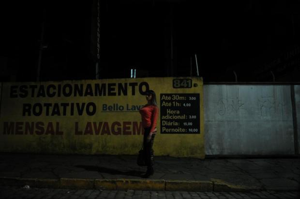 Degradação da Avenida Júlio de Castilhos, em Caxias, é histórica Diogo Sallaberry/Agencia RBS
