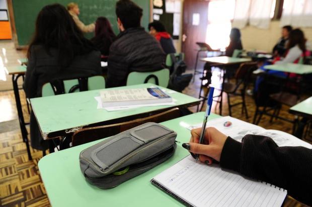 Aulas nas escolas estaduais estão suspensas nesta segunda-feira Jonas Ramos/Agencia RBS
