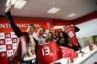 Inter apresenta evento comemorativo e Nico...