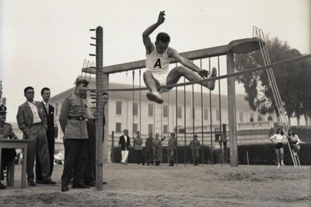 Uma Olimpíada agita Caxias do Sul em 1952 Mauro De Blanco/Acervo Arquivo Histórico Municipal João Spadari Adami,divulgação