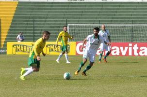 Juventude abre returno da Série C com empate em 0 a 0 com o Ypiranga Arthur Dallegrave/Divulgação