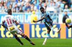 Negueba revela análise de Giuliano para exercer função no Grêmio Diego Vara/Agencia RBS