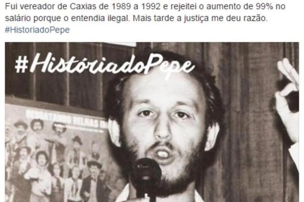 Atenções se voltam para acertos no PT para disputa à prefeitura de Caxias Facebook/Reprodução