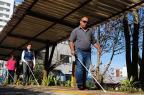 Bengala eletrônica para cegos é testada em Caxias do Sul Roni Rigon / Agência RBS/Agência RBS