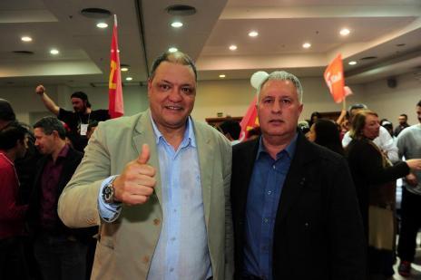 PCdoB concorre à prefeitura de Caxias com Assis Mello e Paulo Freitas (Porthus Junior/Agencia RBS)