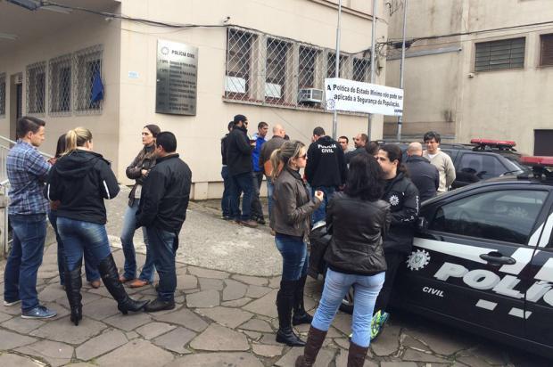 Polícia Civil de Caxias do Sul não realiza atendimentos nesta quinta-feira Leonardo Lopes / Agência RBS/Agência RBS