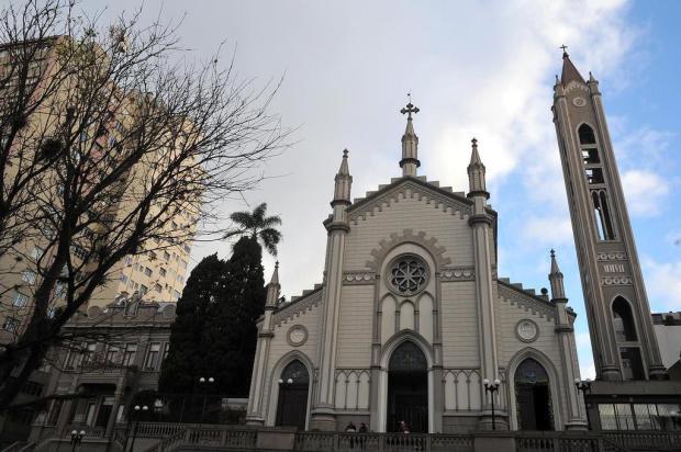 Igrejas da Diocese de Caxias do Sul ficarão fechadas e missa de Páscoa não terá fiéis Felipe Nyland/Agencia RBS