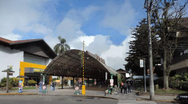 Mais de 20 estabelecimentos da Rua Coberta de Gramado são notificados por som alto Divulgação/Prefeitura de Gramado