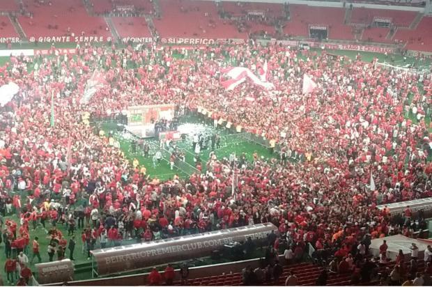 """Zé Victor Castiel: """"Não é apenas um clube"""" Inter/Divulgação"""