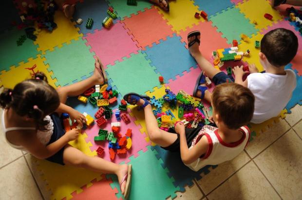 Novo cadastro para crianças de até três anos diminui fila por vagas em creches de Caxias Diogo Sallaberry/Agencia RBS