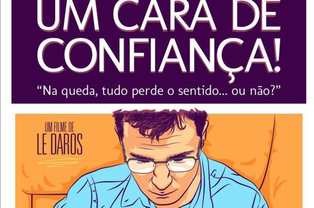 3por4: Le Daros finaliza curta que mistura drama e comédia Jamwork/Divulgação