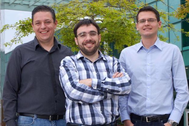 Empreendedores de Caxias criam startup para vender sucata industrial Carlos Toigo/Divulgação