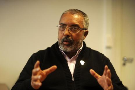 Oposição pedirá 'Diretas, Já', anuncia senador Paulo Paim (Diogo Sallaberry/Agencia RBS)