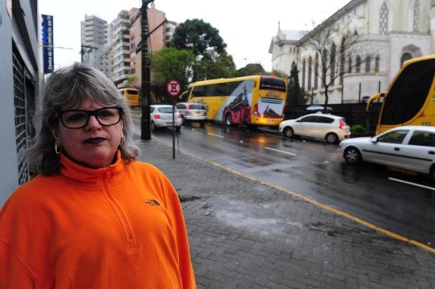 Sem vagas para estacionar, clientes sumiram da Avenida Rio Branco, em Caxias Roni Rigon/Agencia RBS