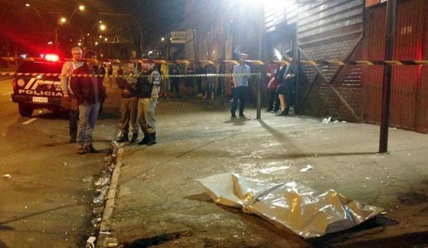 Rótula da São Leopoldo, em Caxias, soma cinco assassinatos em um ano Brigada Militar / divulgação/divulgação