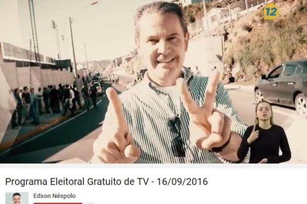 PT vai à Justiça acusando uso da máquina pública em Caxias Youtube/Reprodução