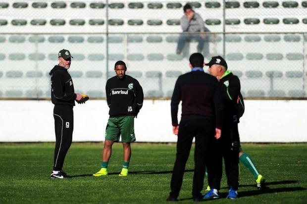 Vidal pode retomar a titularidade no time do Juventude Porthus Junior/Agencia RBS