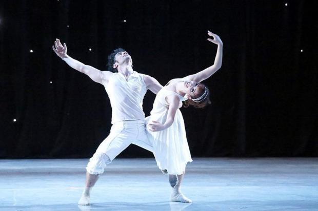 3por4: Ballet Guaíra traz versão para o clássico 'Romeu e Julieta' Divulgação/Michael Juliano