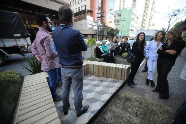 Prefeitura de Caxias elabora novo projeto para minipraças Diogo Sallaberry/Agencia RBS