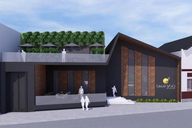Umai-Yoo sela parceria com Café de La Musique, em Caxias Jessica De Carli Arquitetos/reprodução