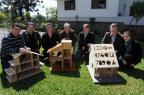 Arquitetos e marceneiros se unem para fazer casas de bonecas que serão doadas a creches da Serra Jonas Ramos/Agencia RBS