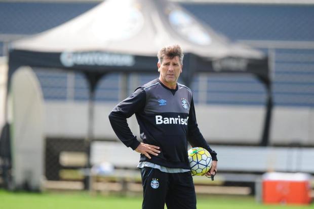 "Guilherme Mazui: ""Time mais objetivo"" Fernando Gomes/Agencia RBS"