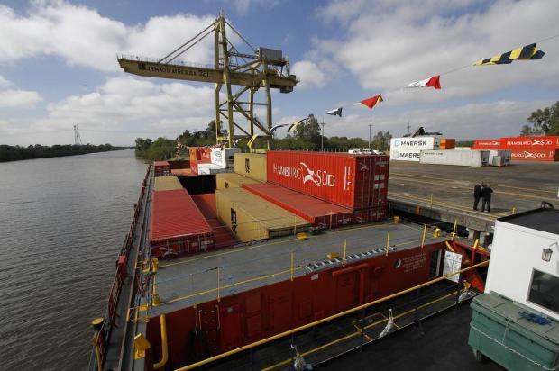Empresário da Serra estuda ampliar transporte hidroviário como alternativa ao frete Marco Quintana/divulgação