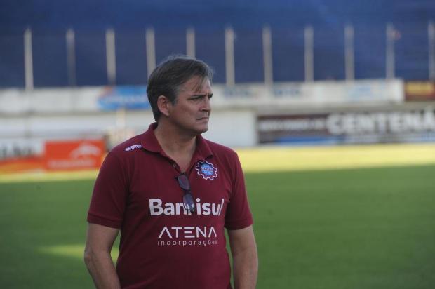 Caxias deve repetir time titular para duelo contra o Ypiranga, no sábado Jonas Ramos/Agencia RBS