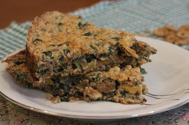 Faça um suflê de espinafre, nozes e semente de girassol sem lactose Tatiana Tavares/Agencia RBS