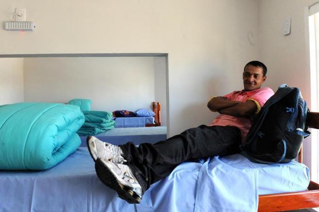 Casa nova para quem mora nas ruas de Caxias do Sul Jonas Ramos/Agencia RBS