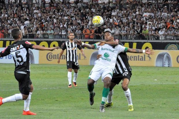 Apesar de boa atuação, Juventude perde por 1 a 0 para o Atlético-MG no jogo de ida das quartas de final Arthur Dallegrave/Divulgação