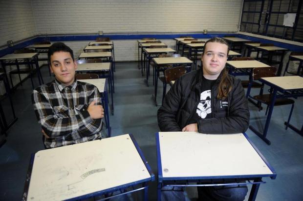 Estudantes de Caxias do Sul avaliam a reforma do Ensino Médio proposta pelo Governo Federal Felipe Nyland/Agencia RBS