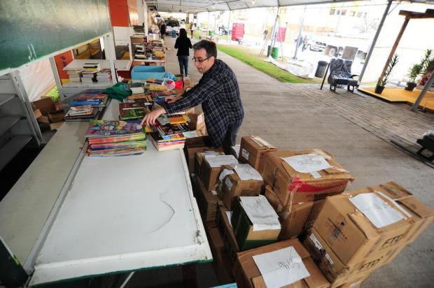 32ª Feira do Livro de Caxias começa nesta sexta na Praça das Feiras Porthus Junior/Agencia RBS