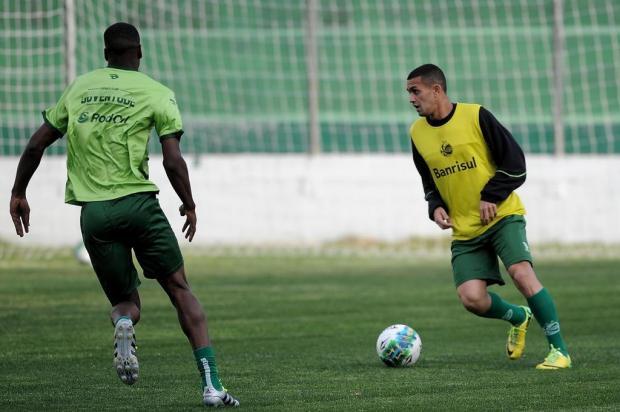 Juventude deve contar com Anderson Marques e Felipe Lima para a decisão de segunda-feira Felipe Nyland/Agencia RBS