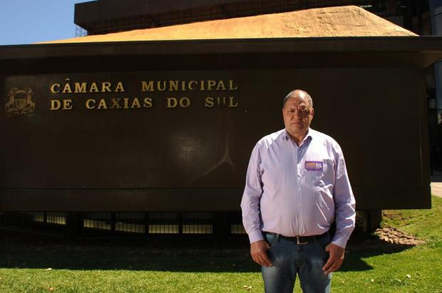 O perfil de Assis Melo, candidato a prefeito de Caxias do Sul pelo PCdoB Diogo Sallaberry/Agencia RBS