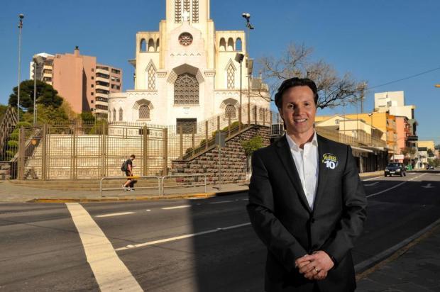 O perfil de Daniel Guerra, candidato a prefeito de Caxias do Sul pelo PRB Diogo Sallaberry/Agencia RBS