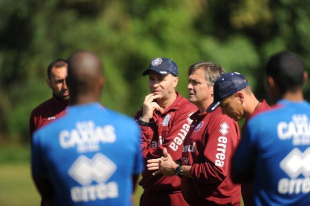 Caxias recebe o líder Ypiranga neste sábado no Estádio Centenário Jonas Ramos/Agencia RBS