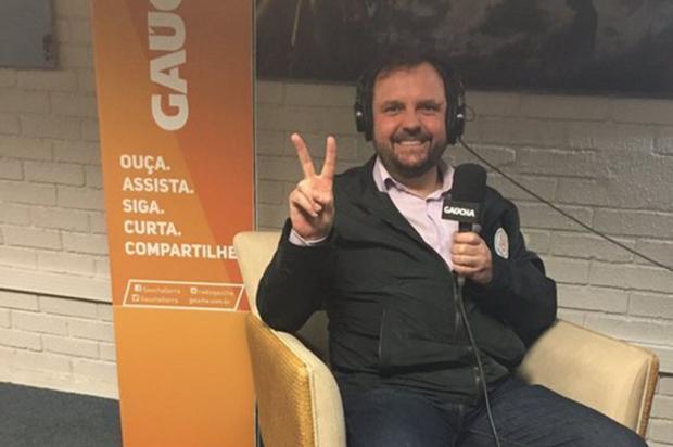 """""""Reeleição é um problema para a sociedade"""", diz Vitor Hugo Gomes, candidato em Caxias Gaúcha Serra/"""