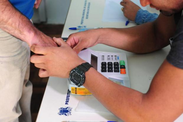 Farroupilha tem cinco urnas eletrônicas substituídas neste domingo Roni Rigon/Agencia RBS